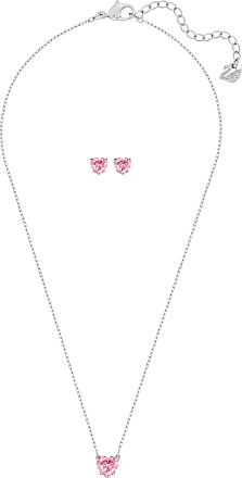 Swarovski Conjunto Attract Heart