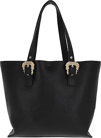 Versace Jeans Couture Tote - Crossbody Leather Nero - black - Tote for ladies