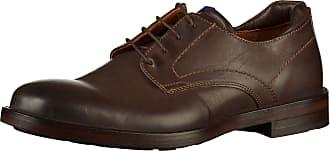 Lloyd MARAJO 28-773 Mens Brown Leather Business Shoes, 41 EU