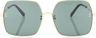 Stella McCartney Eckige Sonnenbrille