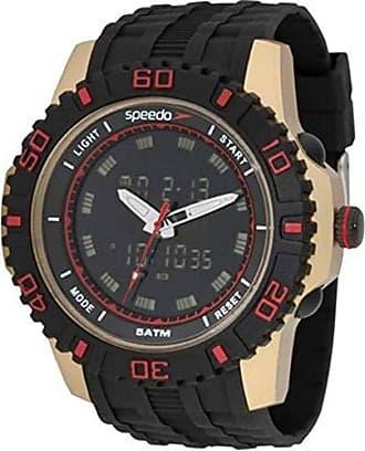 Speedo Relógio Masculino Speedo Sport Life Style 81155g0evnp1 Preto