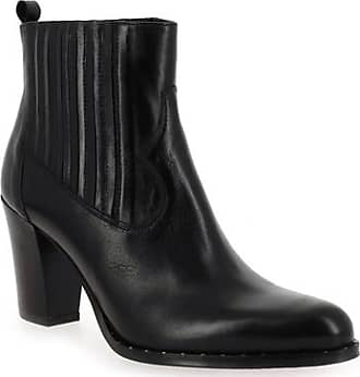 Gabbrielli Noir Gabbrielli Morena pour Femme Morena Boots 6627 CSg8wq
