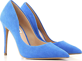 50d4845b38ea5 Steve Madden Pumps & High Heels for Women On Sale, Electric Blue, Suede  leather