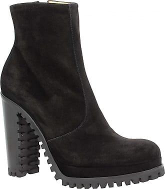 49d81ab9504464 Free Lance Bottines FREE LANCE Lery 7 Zip Boot velours Femme Noir