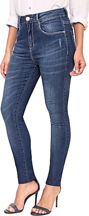 Morena Rosa Calça Jeans Morena Rosa Skinny Isabelli Azul