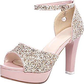 325418418d5726 Plateau Sandaletten in Pink: Shoppe jetzt bis zu −70% | Stylight