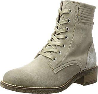 f73fc9aa5ebcc7 Tamaris Damen 25287 Combat Boots Beige (Taupe Silver) 38 EU
