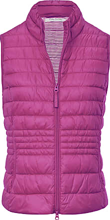 Betty Barclay Quilted down waistcoat Betty Barclay bright pink