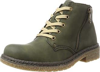Rieker Womens 53241 Boots, Green Forest 54, 3.5 UK