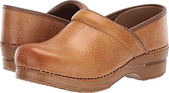 Dansko Professional (Moss Burnished Nubuck) Womens Clog Shoes