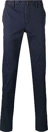 PT01 slim fit chino trousers - Blue