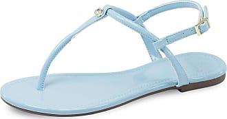 La Femme Sandália Flat La Femme Colors Azul 41