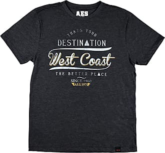 AES 1975 Camiseta AES 1975 West Coast - GG