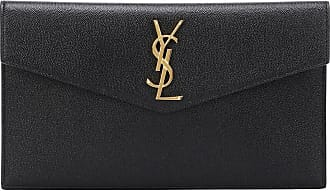 Saint Laurent Clutch Uptown in pelle