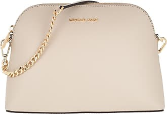 Michael Kors Cross Body Bags - Jet Set LG Zip Dome Crossbody Bag Light Sand - beige - Cross Body Bags for ladies