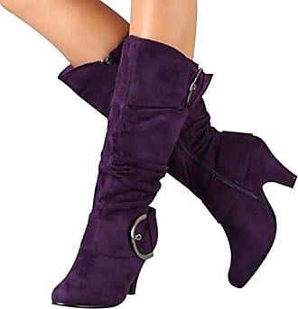 Stiefel in Lila: Shoppe jetzt bis zu −59% | Stylight