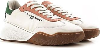 Stella McCartney Sneakers for Women On Sale, Cream Ivory, polyamide, 2019, 2.5 3.5 4.5 5.5 6.5 7.5 8.5