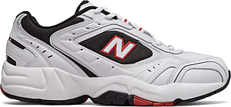 New Balance 452 Shoes White Red