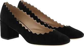 Chloé Pumps - Lauren Pumps Leather Black - black - Pumps for ladies