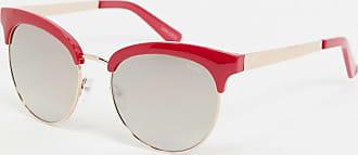Quay Quay - Cherry - Rote Cat-Eye-Sonnenbrille