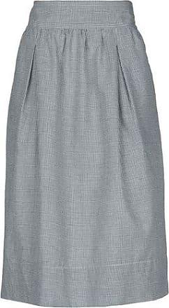 Gray Skirt  And Less  Maxikjoler - Dameklær er billig