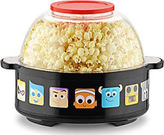 Disney DPX-16 Pixar Collection Stir Popcorn Popper, One Size, Black