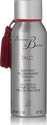 Révérence de Bastien Silky Foot Talcum Powder, 50g - Colorless