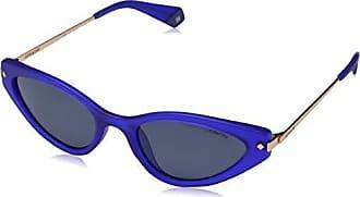 07b7c5e36a Polaroid PLD 4074/S Gafas de Sol, Multicolor (Blue), 53 para