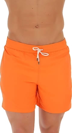 Ralph Lauren Swim Shorts Trunks for Men On Sale in Outlet, Arancio, polyamide, 2019, L M S XL