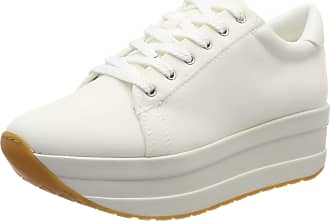 Vagabond Womens Casey Trainers, White (White 01), 6 UK (39 EU)