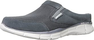 Skechers Sport Mens Equalizer Coast To Coast Mule,Charcoal,7 M US