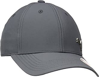 Puma Mens Evercat Alloy Stretch Fit Cap, Gray/Silver, Large/Extra Large