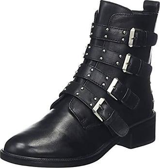 b35a5f6c Aldo Zauria, Botas Militar para Mujer, Negro (Jet Black 1 97),