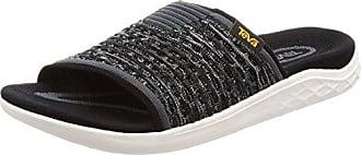 768da2c4894b Teva Mens Terra-Float 2 Knit Slide - Black - 7