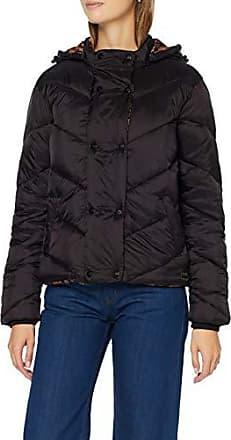 Scotch /& Soda Jungen Oversized Padded Jacket with Hood in Longer Length Jacke