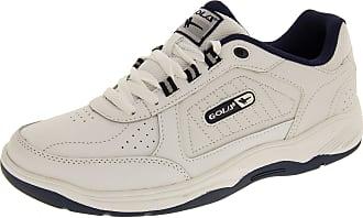 Footwear Studio Gola AMA203 Belmont - White/Navy - UK 13 - EU 47 - US 14