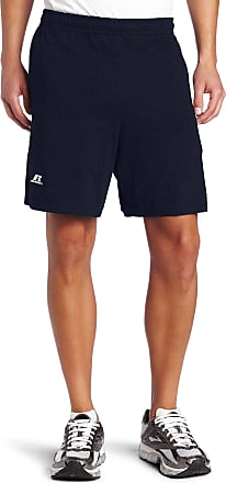 Russell Athletic mensCotton Shorts & Jogger with Pockets Casual Shorts - Blue - XX-Large