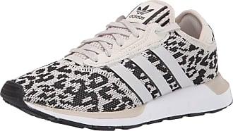 adidas Originals Womens Swift Run X Sneaker, White/Black/White, 7.5 Medium