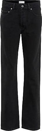 Balenciaga Mid-Rise Straight Jeans Standard