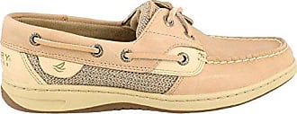 Sperry Top-Sider Sperry Womens Bluefish,Linen/Oat,9 S US