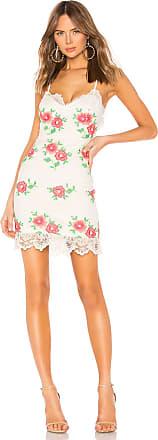 X by NBD Samson Mini Dress in White