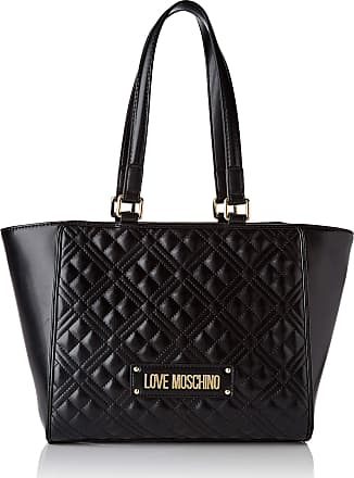 Love Moschino Jc4200pp0a Womens Tote, Black (Black Quilted), 40x20x12 Centimeters (W x H x L)
