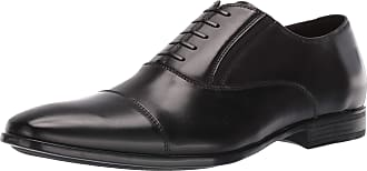 Kenneth Cole Reaction Mens RMS0008AM Eddy Cap Toe Lace Up Size: 10.5 UK Black
