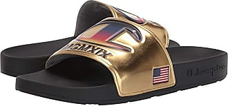 Champion IPO (Gold) Mens Slide Shoes