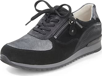 Waldläufer Sneakers Hurly zip fastener Waldläufer black