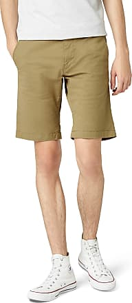 Selected Homme Mens Slhstraight-Paris St Shorts Noos W, Brown (Camel), 38R (Size: Medium)