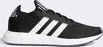 adidas Originals Swift Run Sneakers In Black
