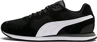 Puma Vista Sneaker Herren in puma black-puma white-charcoal, Größe 42 1/2