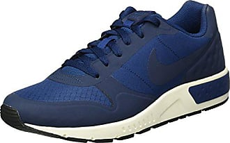 100% authentic 4da36 d8ac1 Nike Nightgazer Lw, Scarpe da Ginnastica Basse Uomo, Blu (Coastal  Blue Midnight