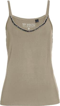 402ba4268844 Bonprix Dam Linne i grå utan ärm - bpc selection premium